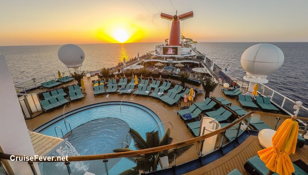 17 Carnival Sunshine Cruise Ship 2017 Carnival