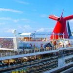 NFL Stars Raise Money for Charity on Carnival Cruise Ship