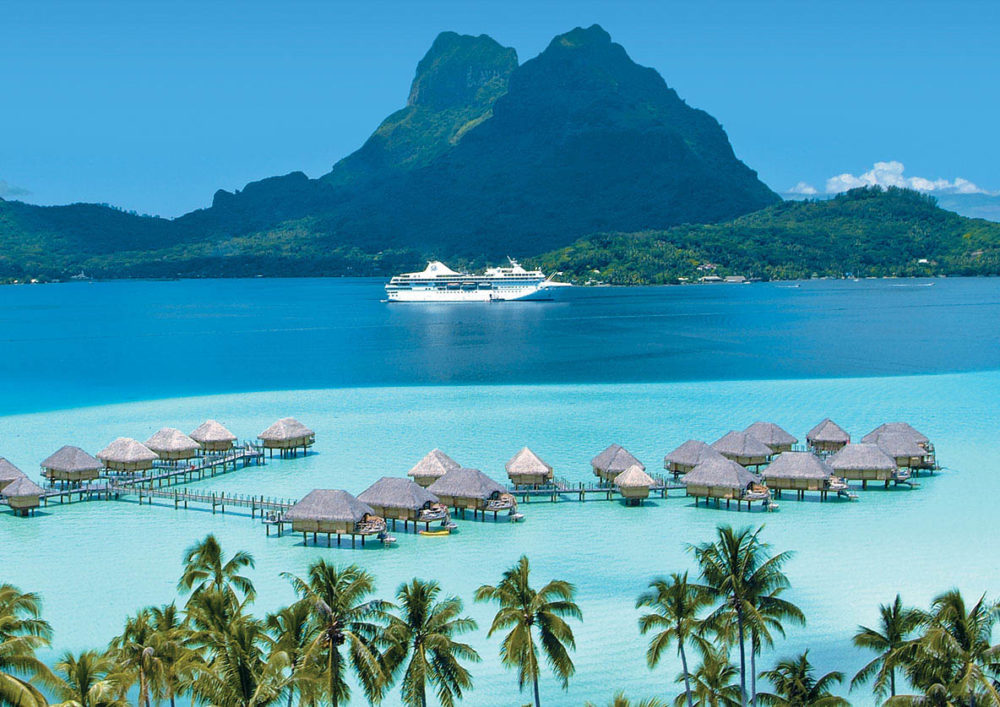 Cruise Line Announces 2018 Cruises To Tahiti Bora Bora