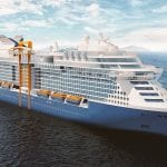 Construction Begins on Celebrity's Revolutionary New Cruise Ship