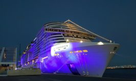 Cruise Line Adds Industry First Man Overboard Detection System