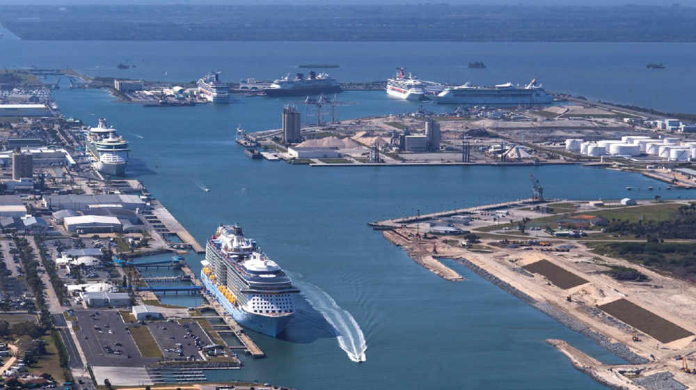 Port Canaveral Replacing Terminal To Attract More Cruise Ships - Cruise ships port canaveral