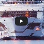 Video: Construction Update of the World's Largest Cruise Ship