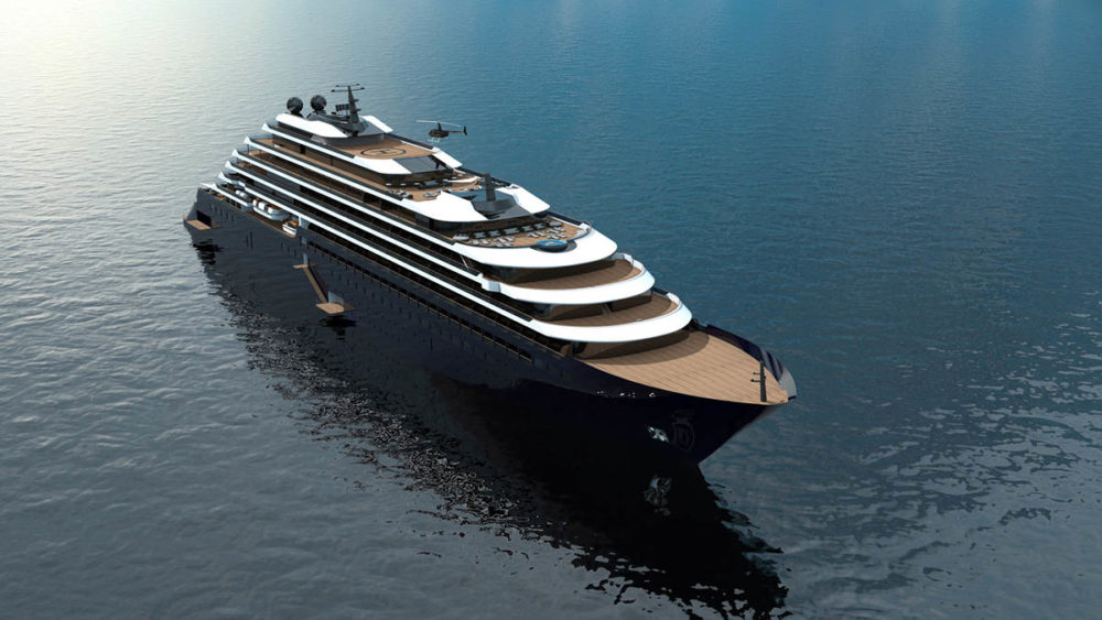 Ritz-Carlton to Start Luxury Cruise Brand