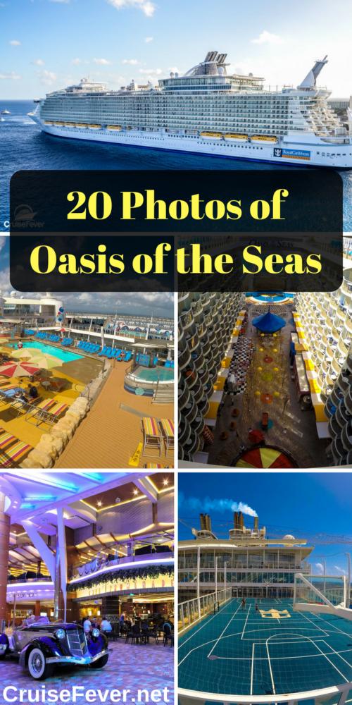 20 Photos of Oasis of the Seas