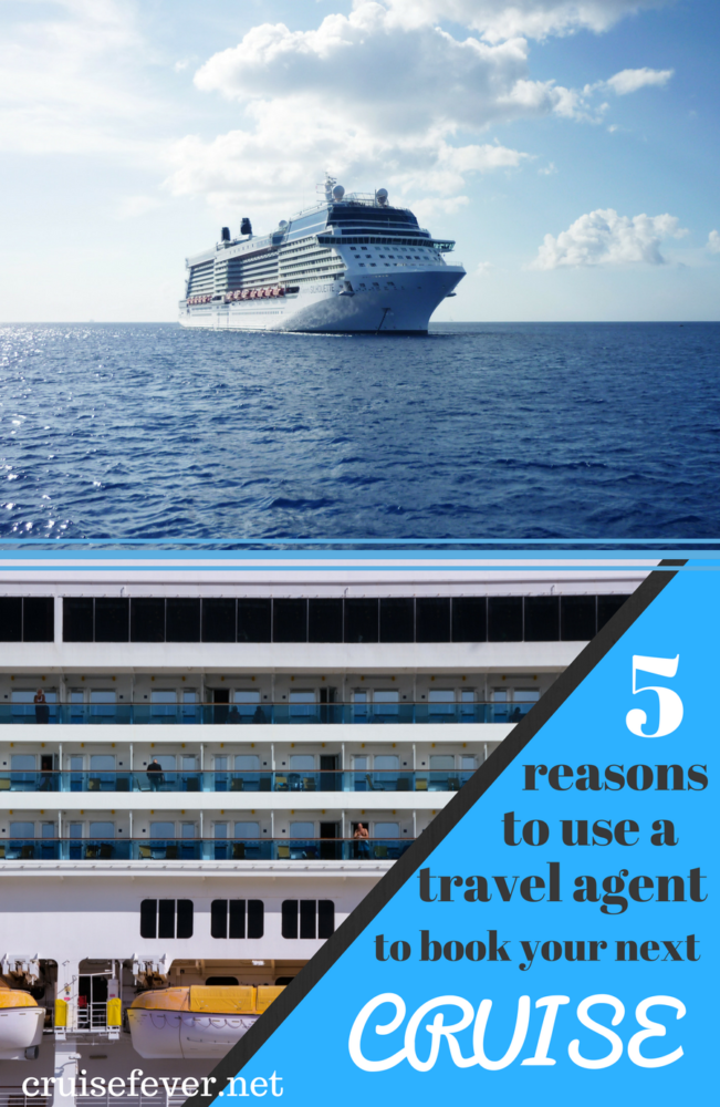 5 Reasons to Use a Travel Agent to Book Your Cruise