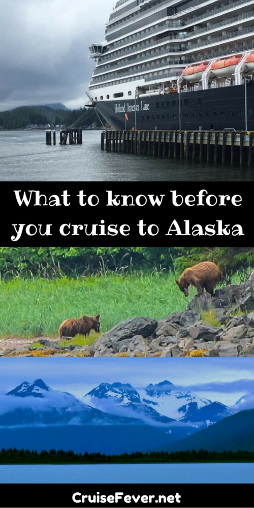 before you cruise alaska