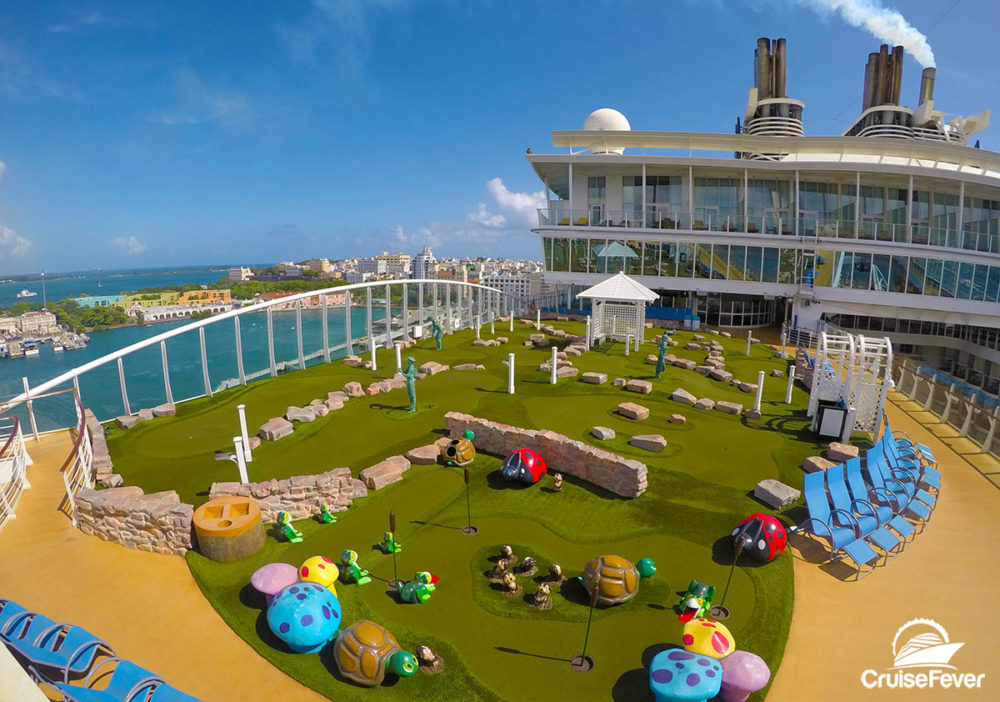 Cruise deals oasis