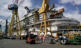Construction on Carnival's Newest Cruise Ship Remains on Schedule