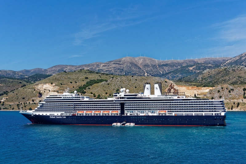 Best Holland America Line Cruise Ships For Your First Voyage - Holland new amsterdam cruise ship