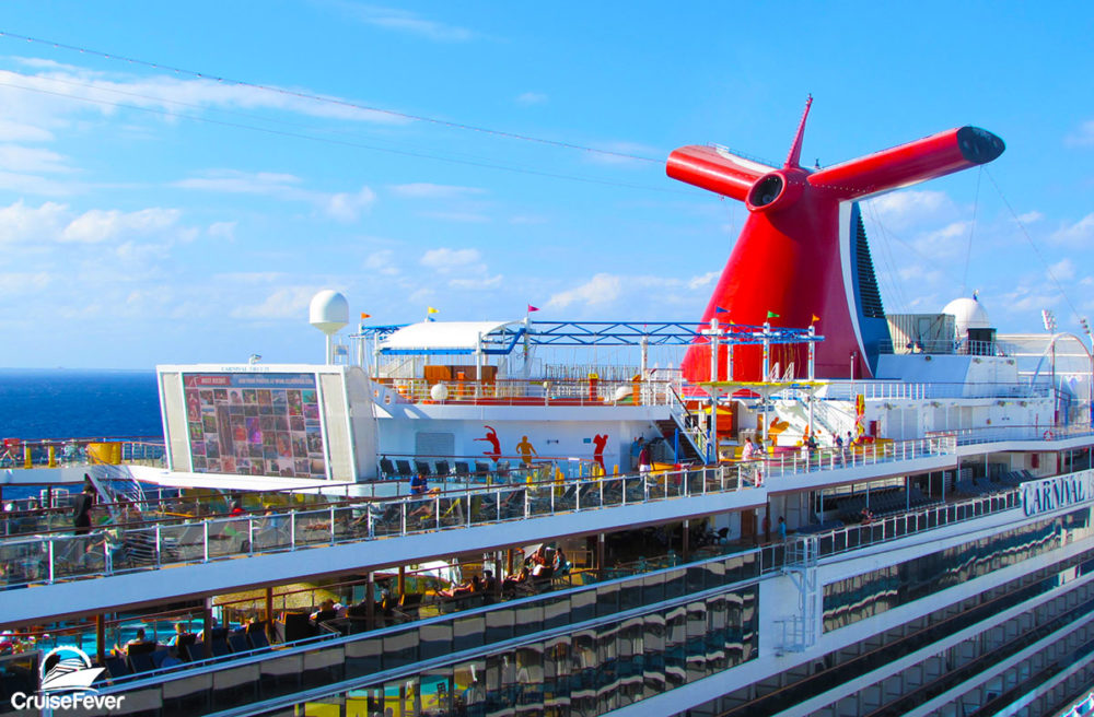 Carnival Cruise Line Is Currently Offering Free Cabin Upgrades On Cruises  Through The Spring Of 2018.