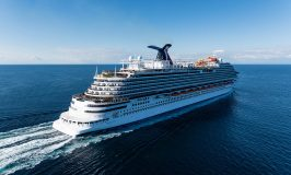 Work Begins on New Carnival Cruise Ship