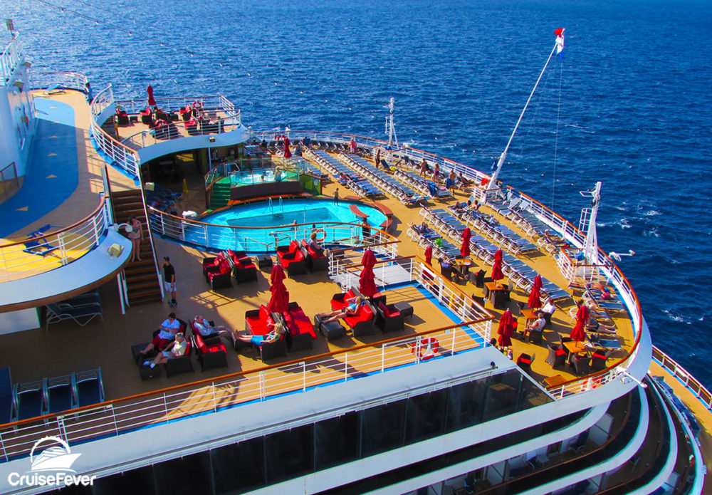 22 Cruise Ships Earned Perfect 100 Health Scores So Far in ...