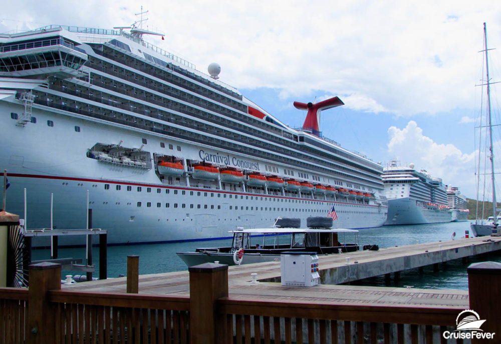 Top Virgin Islands Hotspots To Explore On Your Next Cruise - Cozumel cruise ship schedule
