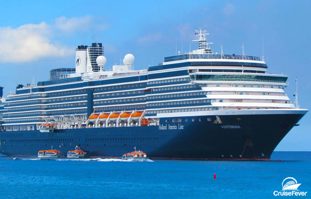 5 Best Holland America Line Cruise Ships