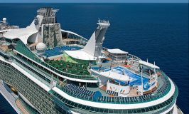 Royal Caribbean Cruise Ship Receiving Water Slides, Laser Tag, and Other New Features