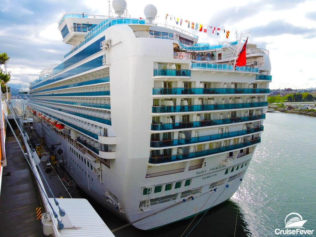 Princess Cruises Offering Free Upgrades Free Gratuities