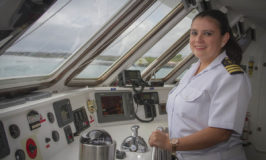 Celebrity Cruises Appoints First Female Captain in the Galapagos