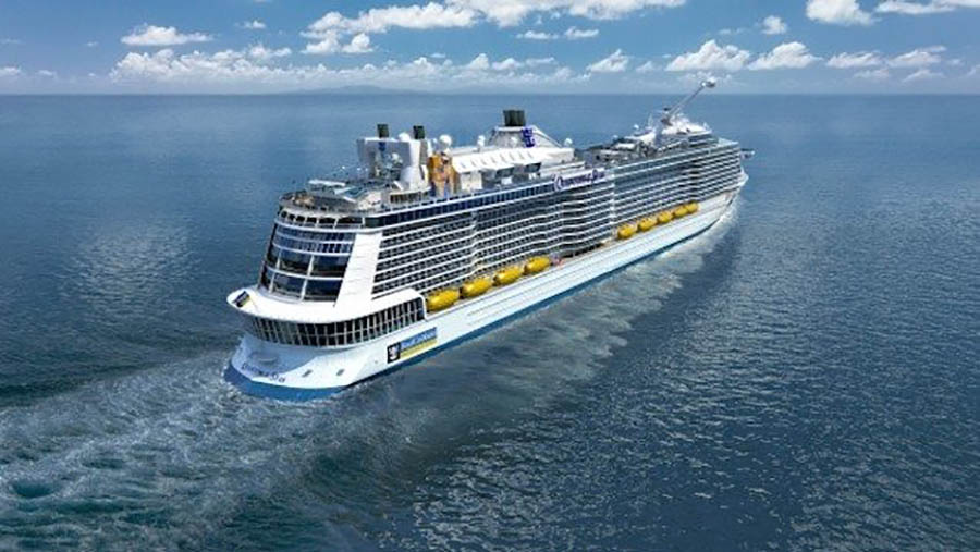 Royal Caribbean Continues Ramping Up China Efforts with Spectrum of the Seas
