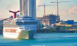 Carnival Cruise Line Changing Itineraries Because of Hurricane Irma