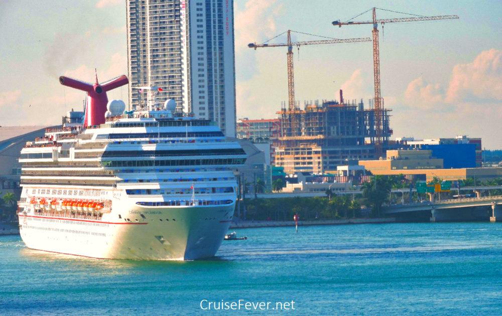 Carnival Changing Itineraries Because of Hurricane Irma