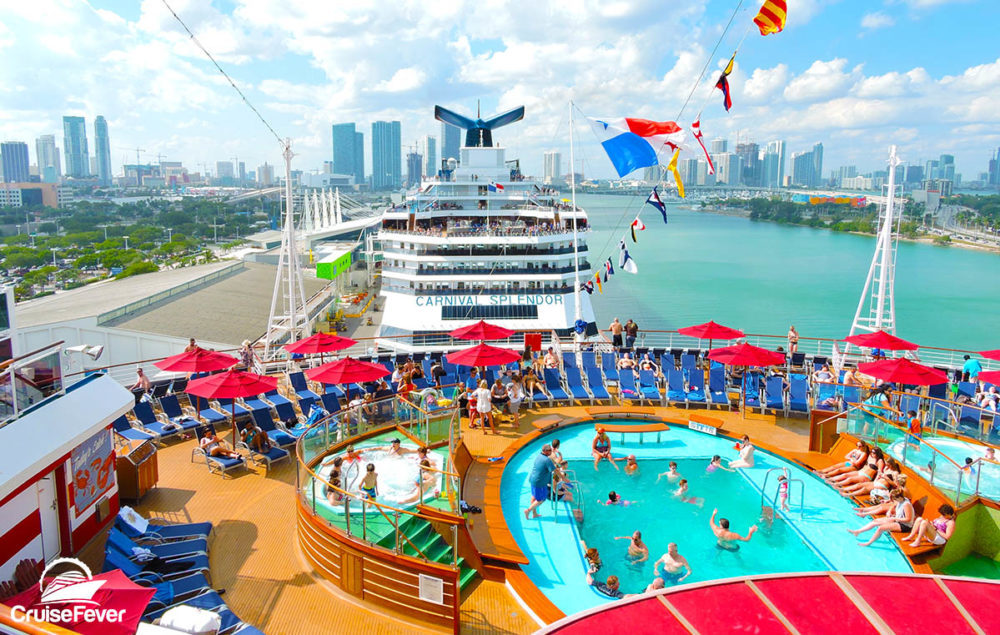 Carnival Cruise Line Brings Back 50 Deposits Until Saturday