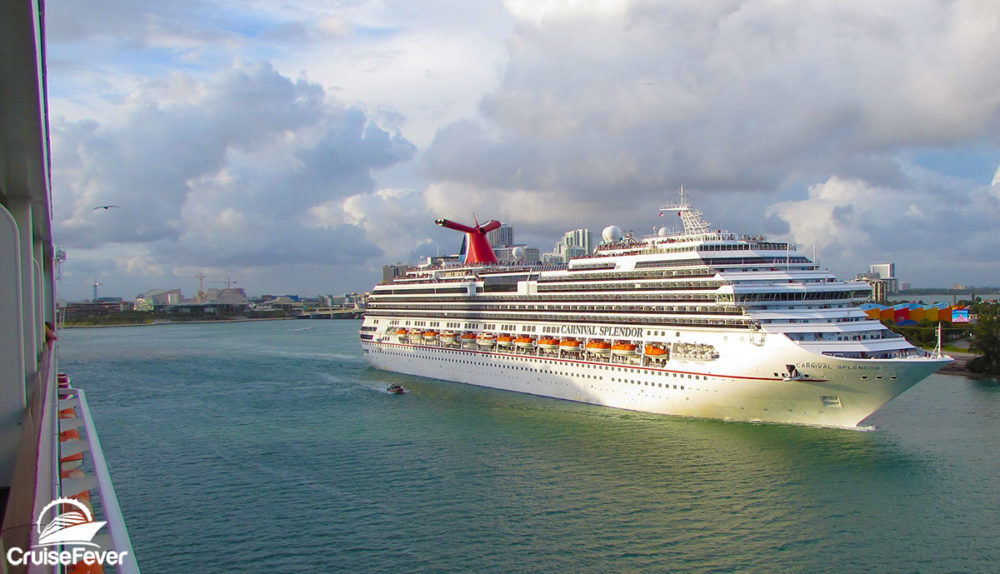 Carnival Cruise Line Moving Cruise Ship To Australia After Huge - Pictures of carnival splendor cruise ship