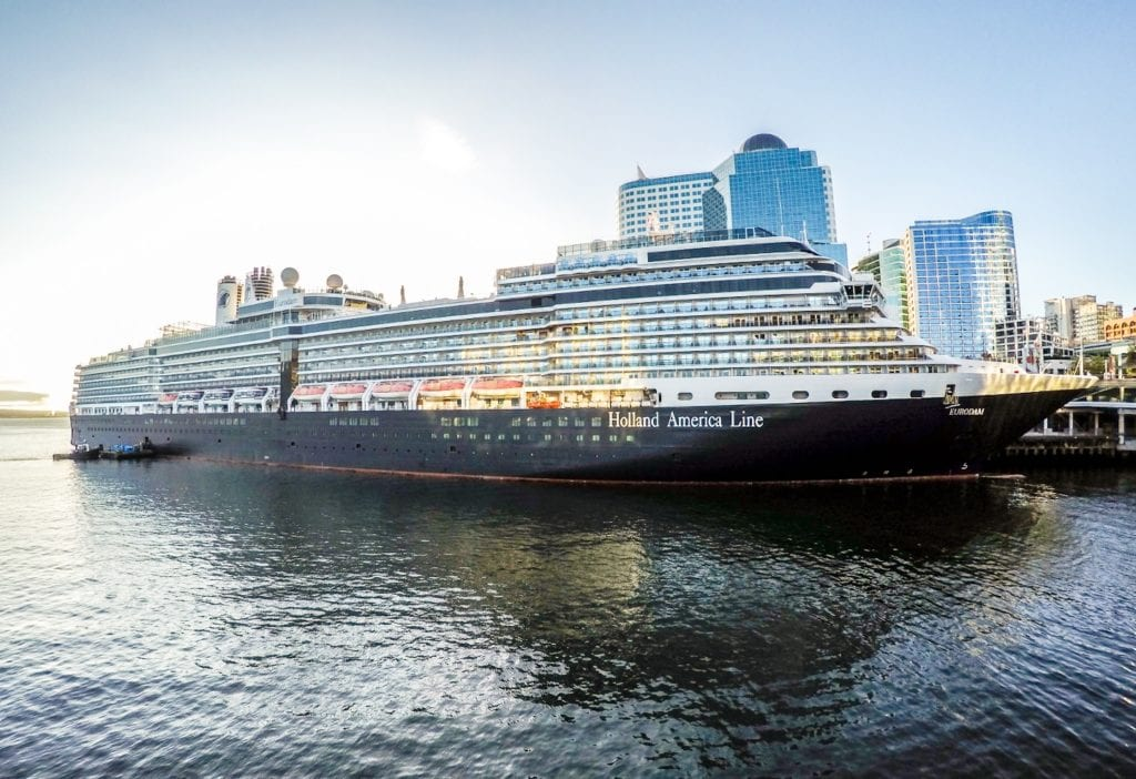 Holland American Line Eurodam Review