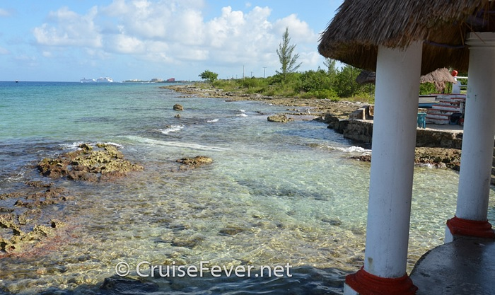 beaches to see in cozumel mexico