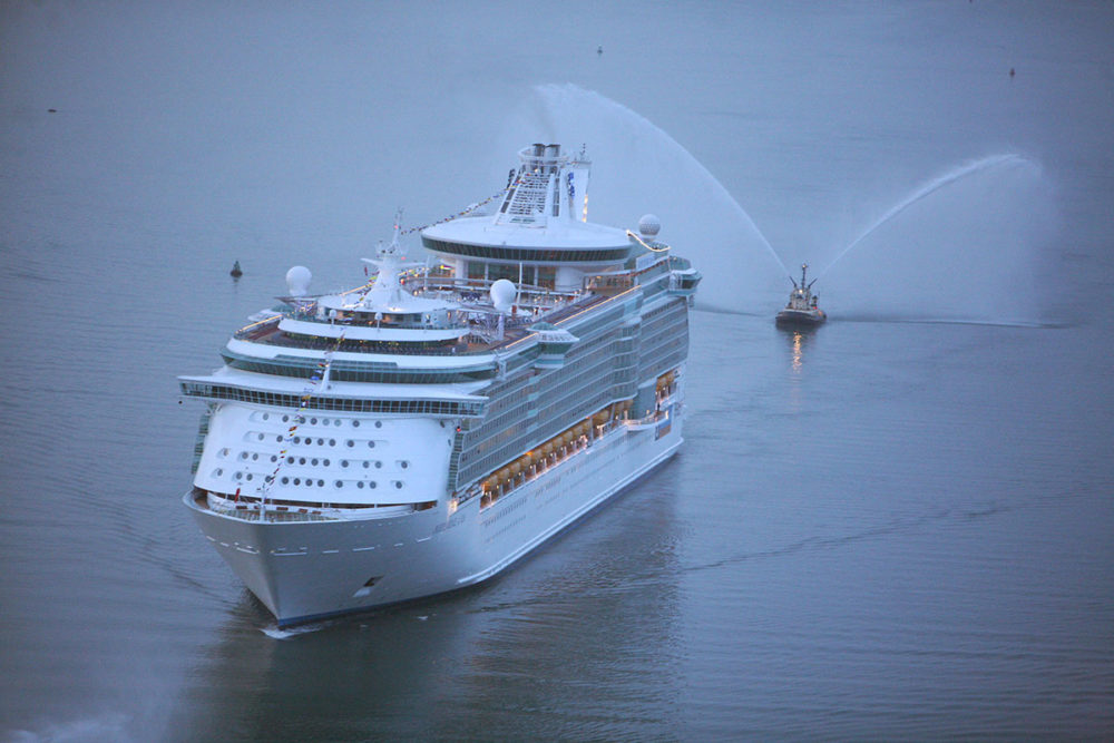 Royal Caribbean Cruise Ship Receiving MultiMillion Dollar Makeover - How much do cruise ships make