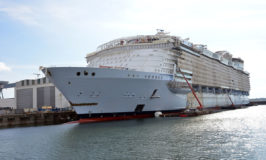 World's Largest Cruise Ship To Debut Earlier Than Expected