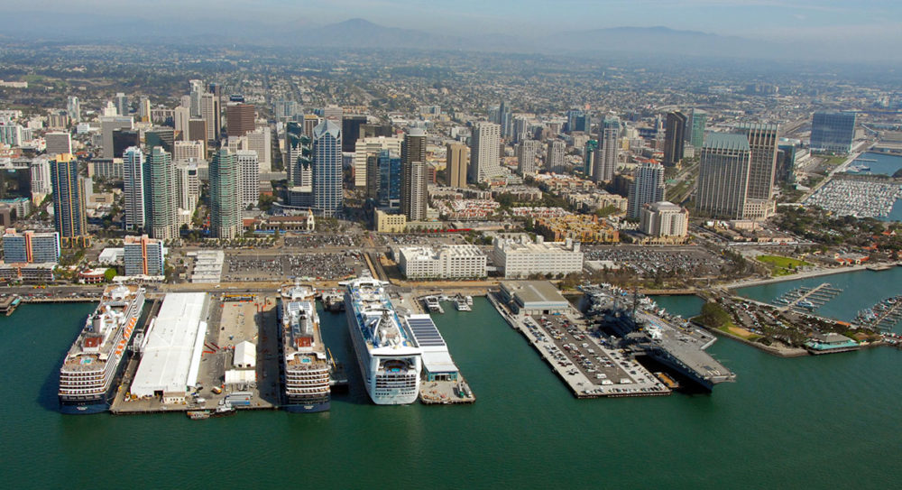 Port Of San Diego Cruise Terminal Tips