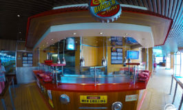 Recipe for Guy's Burger Joint Served on Carnival Cruise Line