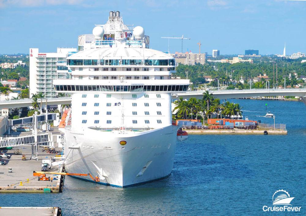 Port Everglades Cruise Terminal