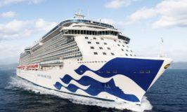Princess Cruises Naming Next Cruise Ship Sky Princess, Will Debut in the Mediterranean