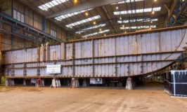 Construction Begins On Another Royal Caribbean Cruise Ship, Spectrum of the Seas