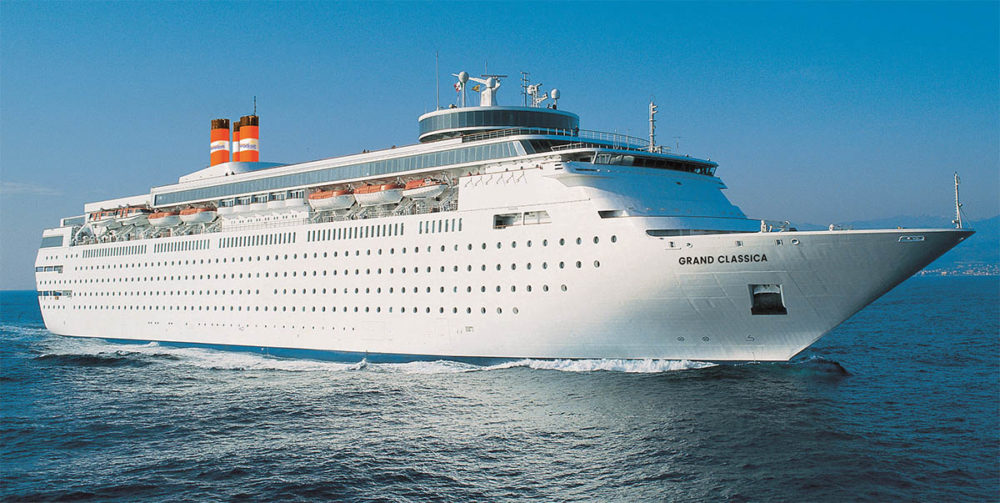 AZ List of Cruise Ships by Cruise Ship Name