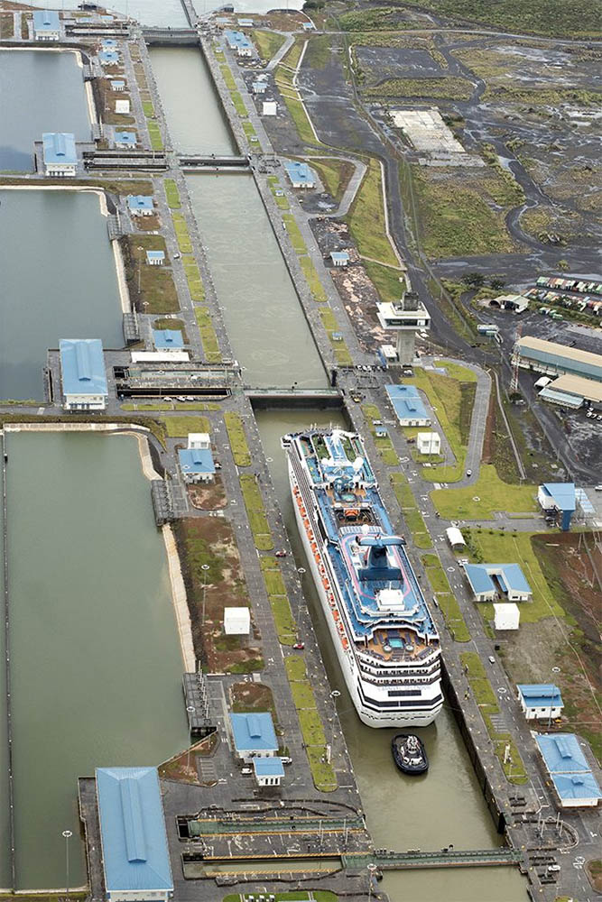 Two Carnival Cruise Ships Arrive At New Homeports