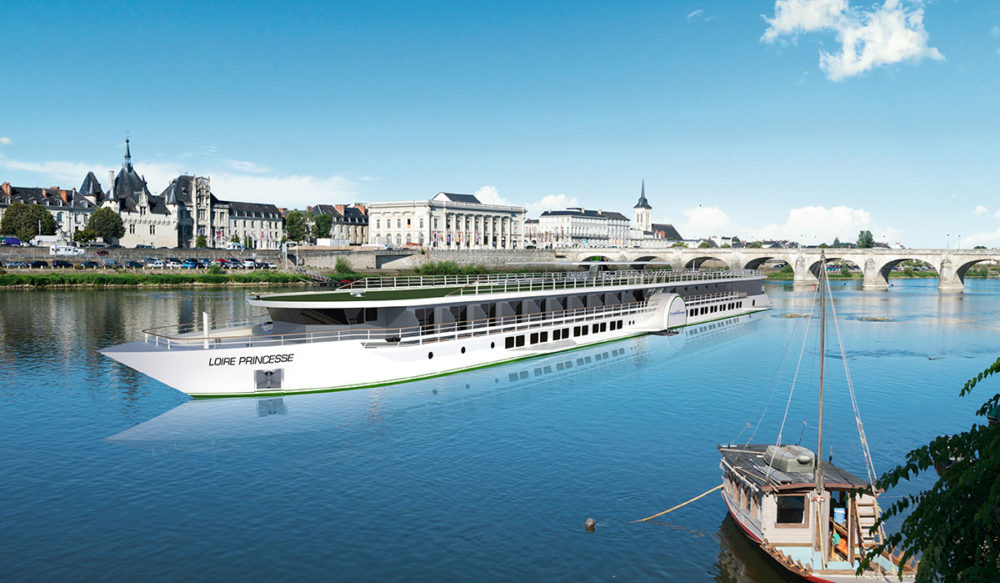 Croisieurope launching new itineraries with a taste of for Overnight stay in paris