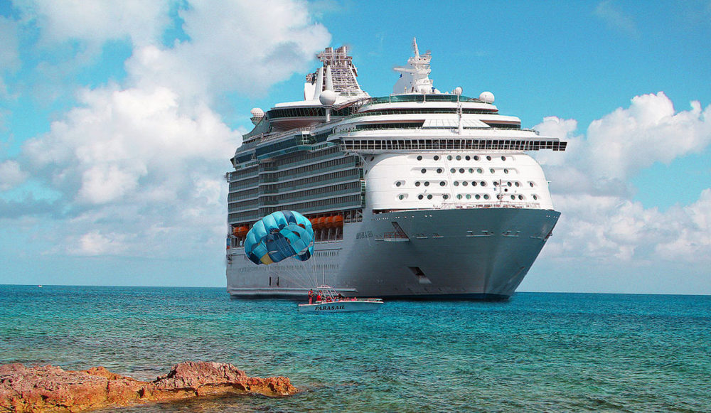 Royal Caribbean Cruise Ship To Become The Largest Ship Sailing - Cruise ship caribbean