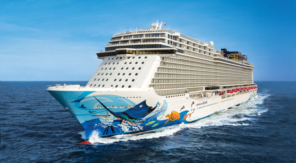Norwegians Giant New Cruise Ship Norwegian Encore Is Headed To - Cruise deals from miami