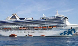Princess Cruise Ship Returns to Service After Multi-Million Dollar Remodel