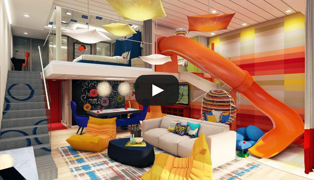Royal Caribbean Family Rooms