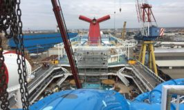 Carnival Cruise Line's Newest Cruise Ship 30 Days Away from Debut
