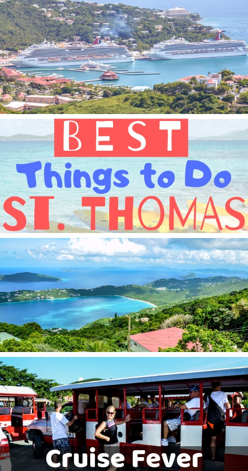 19 Things To Do In St. Thomas While On A Cruise
