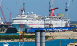 Carnival Cruise Ship Returns to San Juan After Multi-Million Dollar Renovation