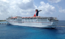 Carnival Cruise Ship Receiving Monster Makeover