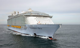 Sneak Peek Video Tour of the World's Largest Cruise Ship