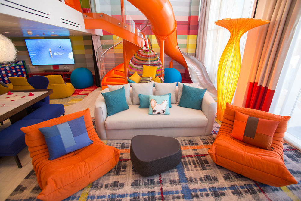 First Look At The Ultimate Family Suite On Royal Caribbean