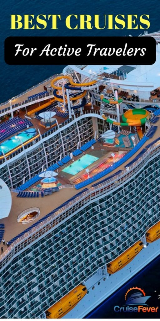best cruises for active travelers